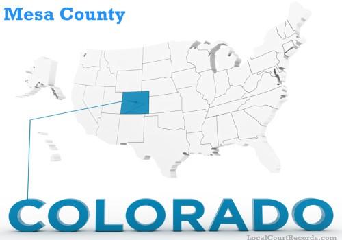 Mesa County Court Records - Colorado