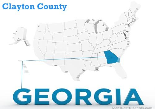 Clayton County Court Records Georgia