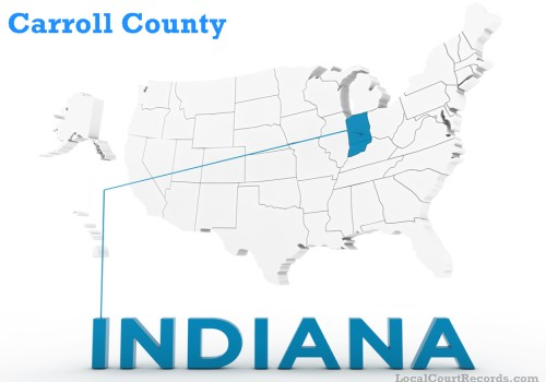 carroll county court records in indiana