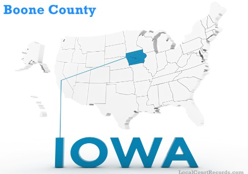 Boone County Court Records Iowa
